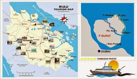 pulau rupat dan pulau jemur: Pulau Jemur&Pulau Rapat