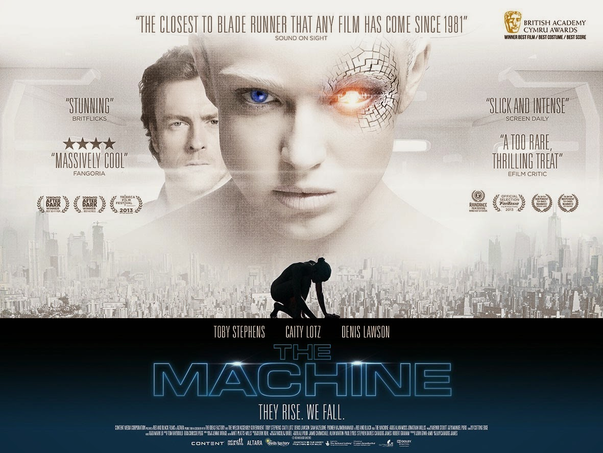 The Machine (2013) BluRay 720p