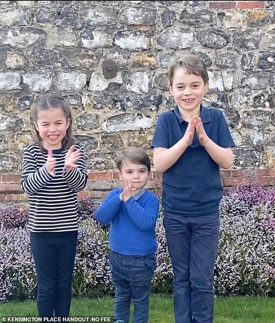 30 of Prince Louis's Sweetest