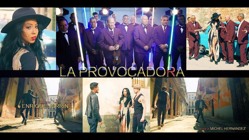 Orquesta Enrique Jorrín - ¨La Provocadora¨ - Videoclip - Director: Michel Hernández. Portal Del Vídeo Clip Cubano