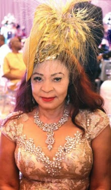 Former Lagos First Lady,Gladys Ndubuisi-Kanu reportedly buys N120m Rolls Royce