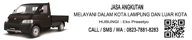 Jasa Angkutan Bandar Lampung - Eko Prasetyo