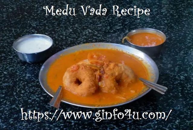 medu-vada-recipe-how-to-make-medu-vada-recipe-at-home-english-Ginfo4u