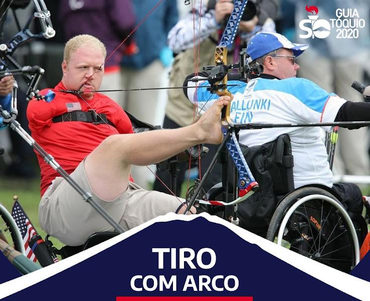 Quem pode participar do tiro com arco nas Paralimpíadas