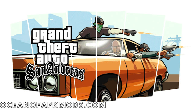 GTA San Andreas Loading Screen