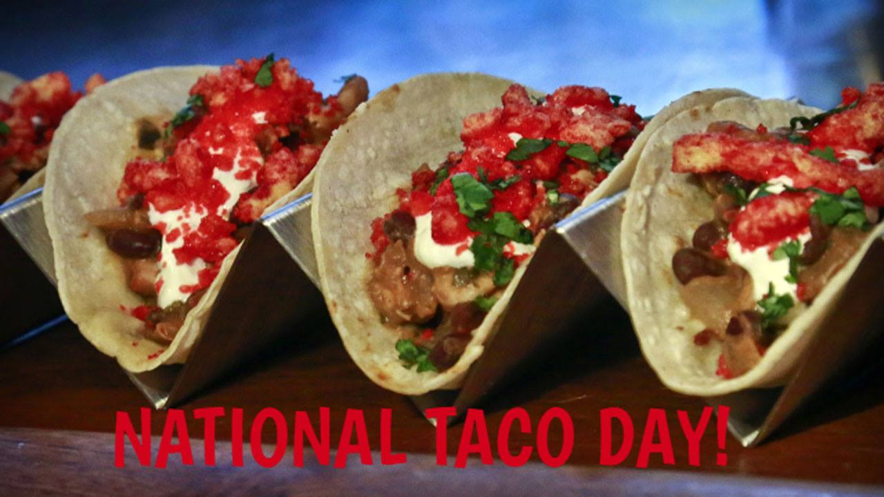 National Crunchy Taco Day Wishes