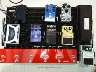ALV DC 10 Etalase Stompbox Power Suply