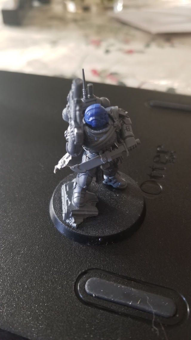 What's On Your Table: Salamander Primaris Lieutenants