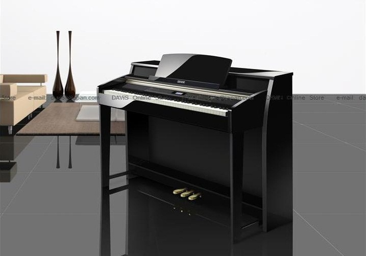 where music are made casio ap 6bp black polished celviano digital piano. Black Bedroom Furniture Sets. Home Design Ideas