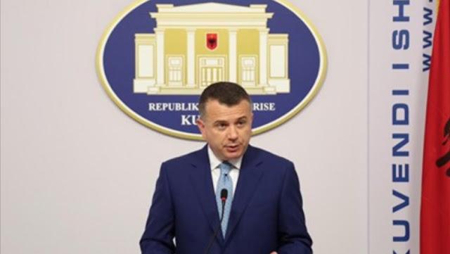 Albanian Socialists seeking officially the dismissal of the President Ilir Meta