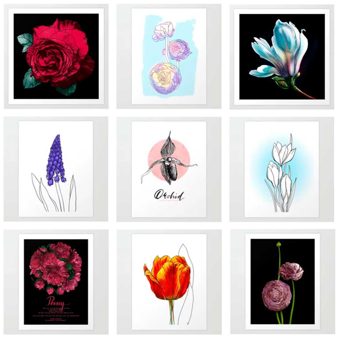 Sonia Nezvetaeva, artist blog