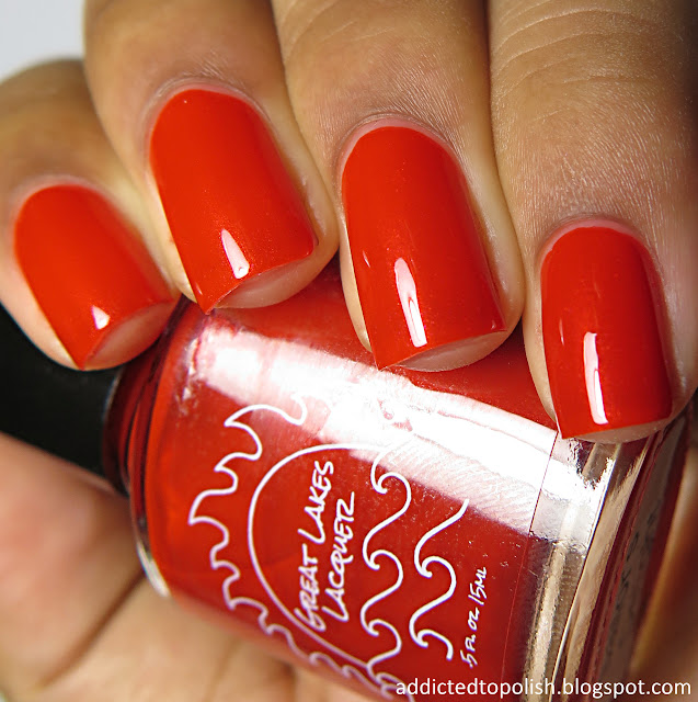 great lakes lacquer sailor's delight