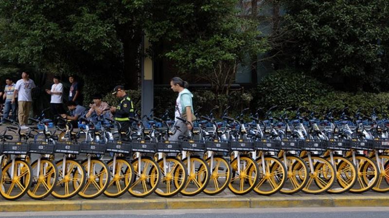 Bisikletini istediğin yere park etme dönemi sona erdi