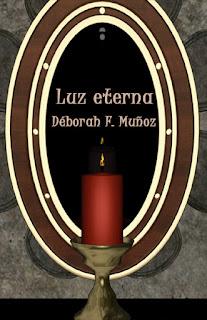 Portada del relato corto de fantasía Luz eterna