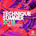 VA - Technique Summer 2018 [100% Drum & Bass] (2018)