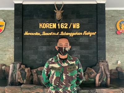 KapenRem 162/WB : Sinergitas Hadapi Covid-19 Harga Mati
