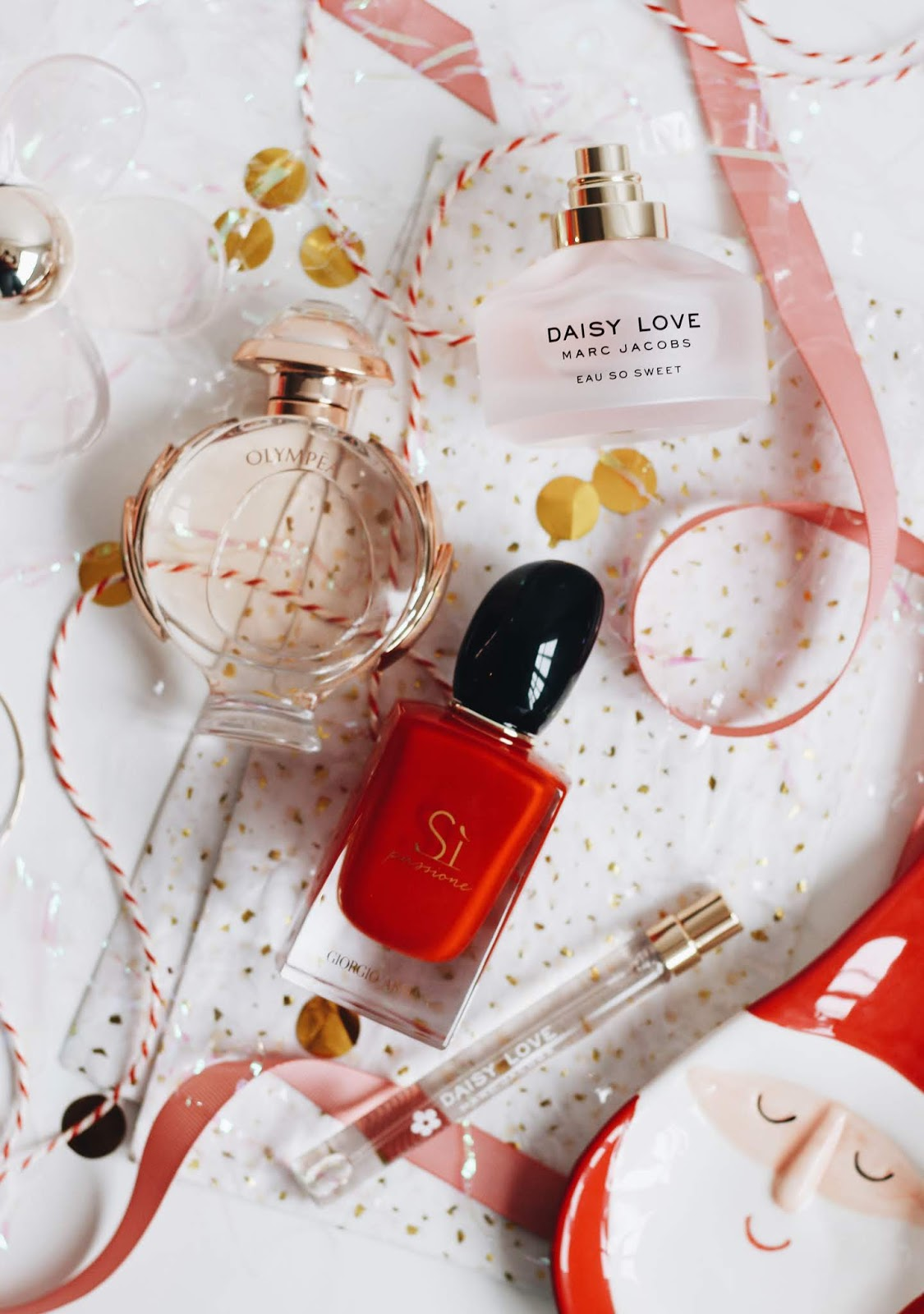 A Christmas Fragrance Gift Guide
