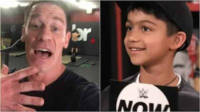 John Cena Special Message for Shilpa Shetty Son Viaan