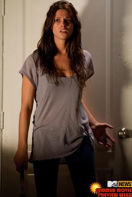 skådespelerskan Ashley Greene - The Apparition film