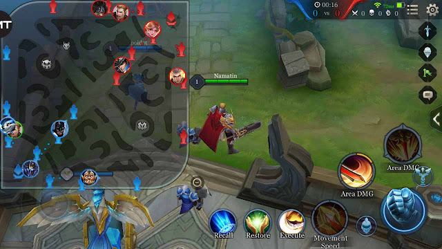 Mod AOV android Tanpa Root