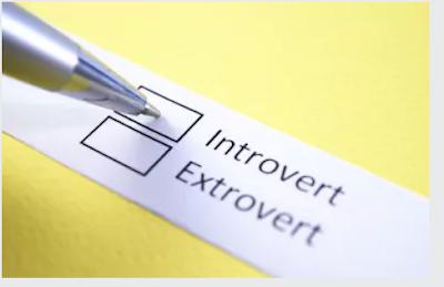 Perbedaan Introvert Dan Ekstrovert
