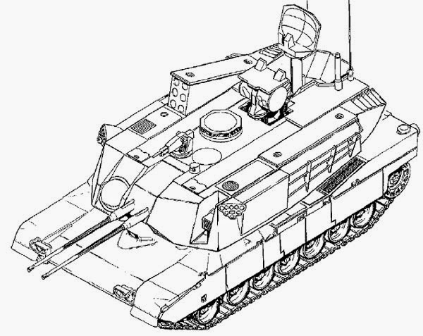 history of us tanks ground zero steelbeasts M1 Abrams Art it looks like a great tool for use in urban fighting but i don t think you d want it on top of your tank when operating in an anti armor role