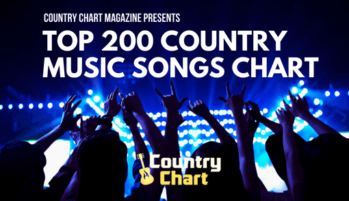 Country Music Songs Chart, Country Songs, Country Songs Chart, Top 200, Top 10, Top 100, Country Music Downloads