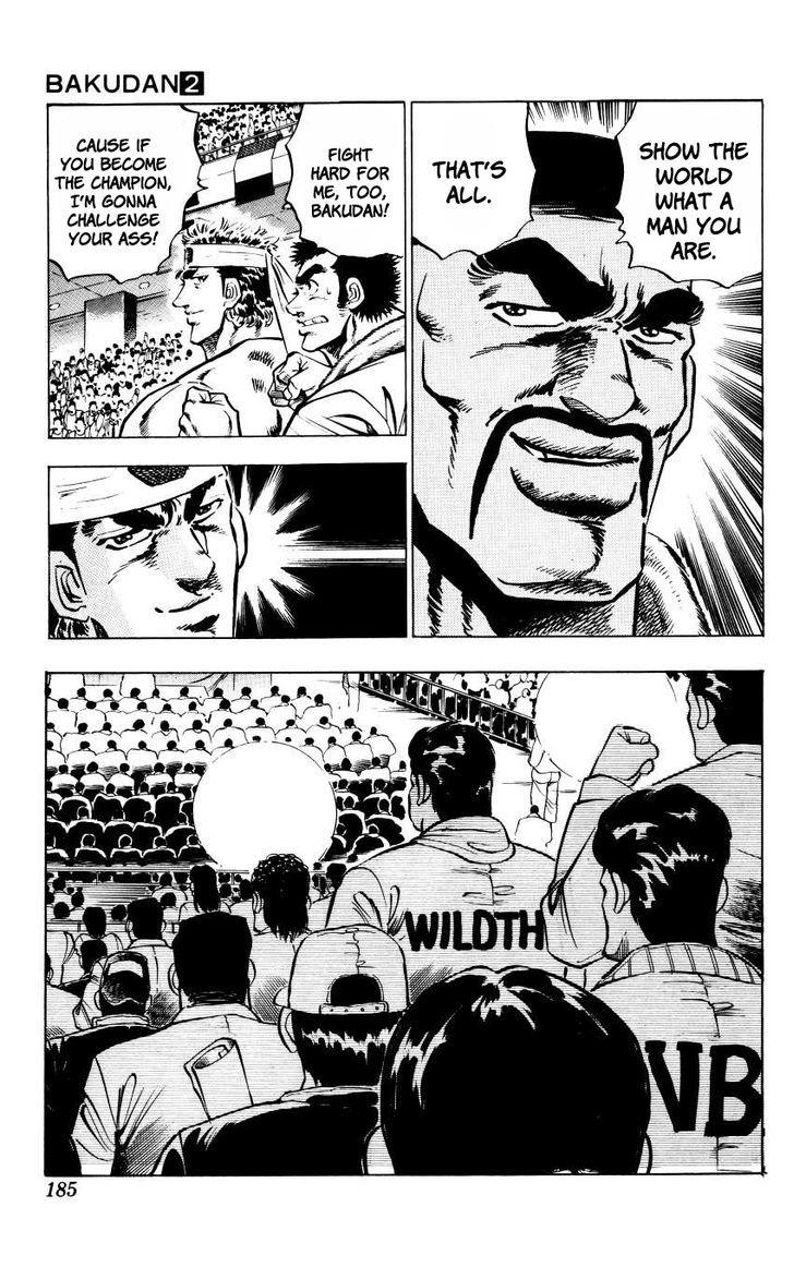 Bakudan- Vol.2 Chapter 17  Bakudan Explodes!!