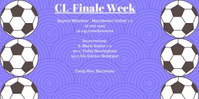 CL-Finaleweek: Man Utd - Bayern München