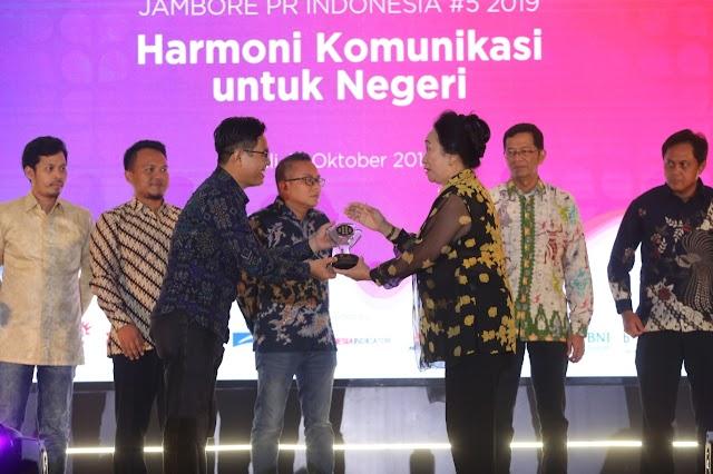 Tuah Kinerja, Humaspro KLU Raih Silver Winner Anugerah IPRI 2019