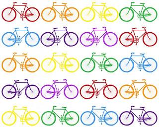 Warna Sepeda di Tahun 2021