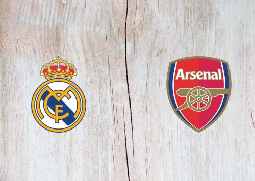 Real Madrid vs Arsenal Full Match & Highlights 24 July 2019