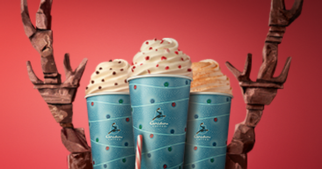 2017 Holiday Drink Menu at Caribou Coffee Features Mint ...