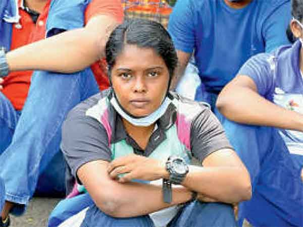 News, Kerala, State, Thiruvananthapuram, Sports, Player, Winner, Strike, Secretariat, Struggling national women's athlete was not considered for the team