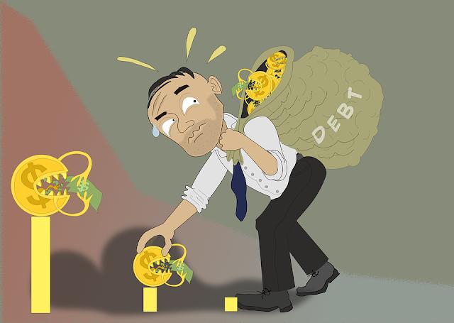 69 Catchy Debt Blog Names