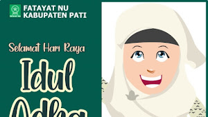 Fatayat NU Pati Semarakan Idul Adha dengan Twibonse