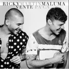 Baixar Musica Vente Pa' Ca Ricky Martin Feat. Maluma MP3 Gratis