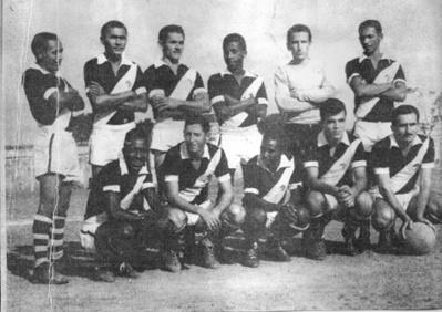 Júlio César, Pelé, Nazário, Ayrton Moreira (Dunga), Irair, Humberto, Chonesinho, Acácio, Bianchi, Ruiter e Proença