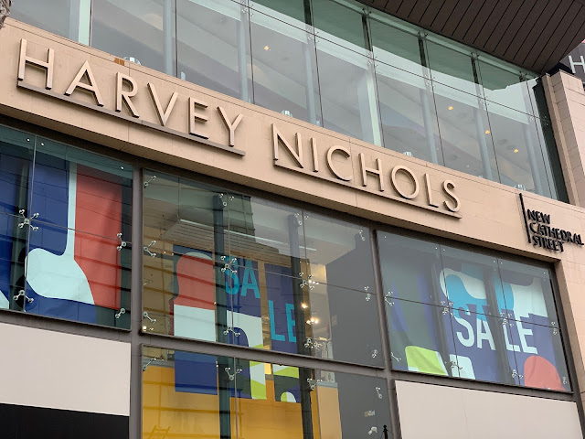 Front of Harvey Nichols Manchester Image
