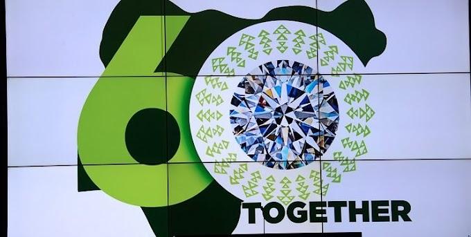 President Muhammadu Buhari Unveils Nigeria At 60 Logo