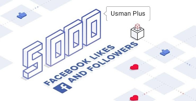 Create FB page and get 5000 followers immediately (English)