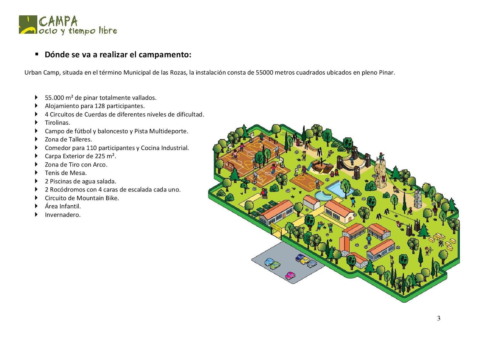 Centro Joven de Alovera: Campamento de Verano del 1 al 10 de ...