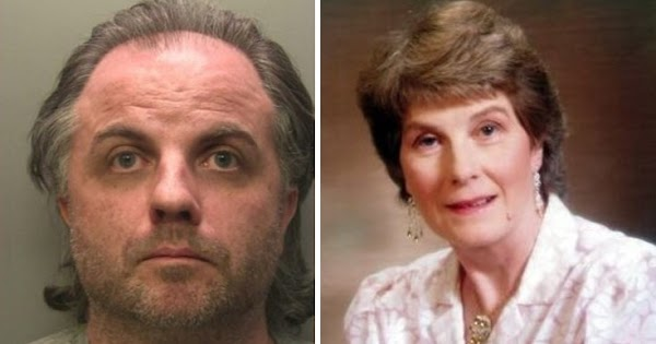 Son, 47, who decapitated mom, 86, with ornamental sword before dumping her head in freezer is jailed for 19 years