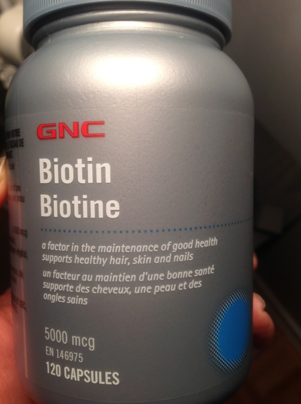 Diary Of A Trendaholic : Biotin For Hair Growth, Strong