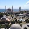 مسجد السطان احمد مع Arab in turkey