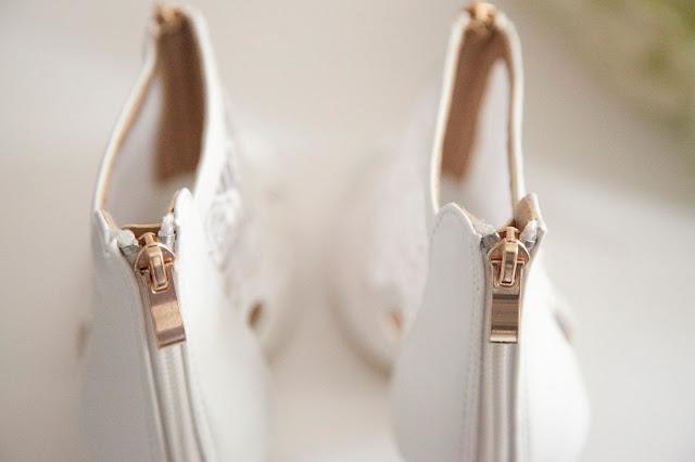 Mijn trouwschoenen