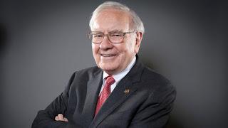 Warren buffet most rich person