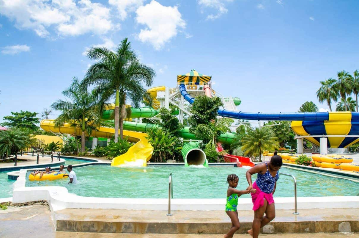 kool runnings water park negril jamaica
