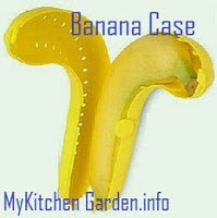 Banana case for keeping banana