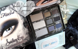Indian Vanity Case Too Faced Smokey Eye Palette